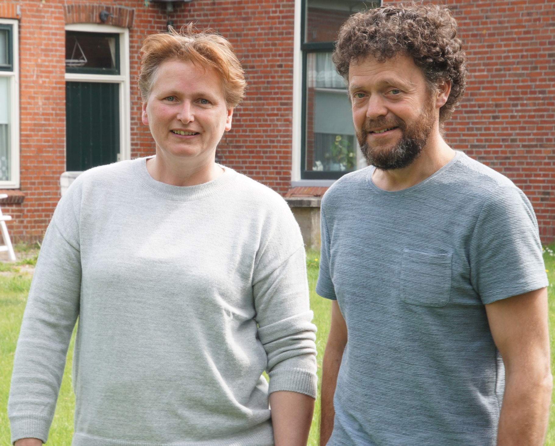 Marjan en Erik van der Velde